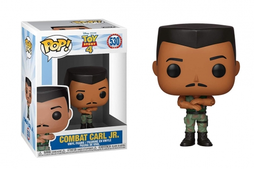 Funko Pop! Disney: Toy Story 4 - Combat Carl