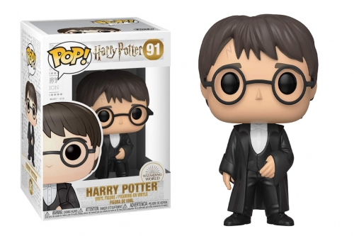 Funko Pop! Movies: Harry Potter - Harry Potter (Yule)