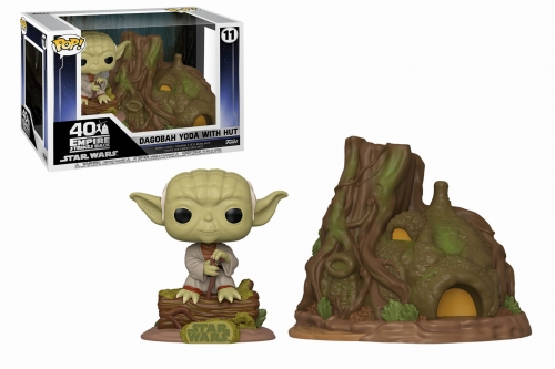 Pop! Town: Star Wars The Empire Strikes Back - Yoda's Hut