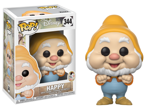 Pop! Disney: Snow White - Happy POP!